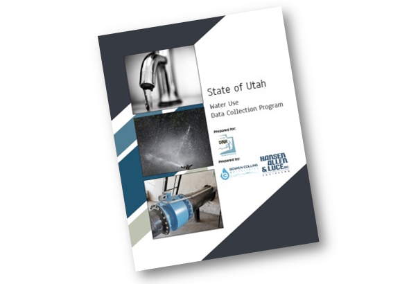 Report on Utah water use data released