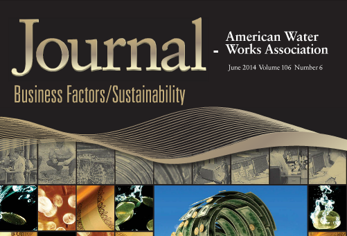 Water system optimization subject of Journal AWWA article