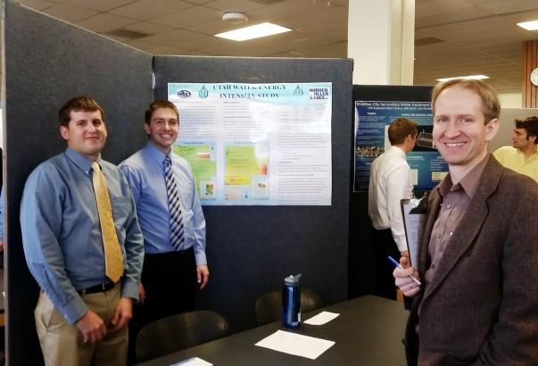 BYU Capstone: HAL sponsors water-energy study