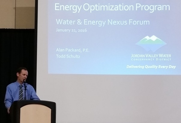HAL sponsors Water–Energy Nexus Forum