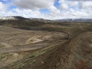 Montrose Landfill Phasing Plans