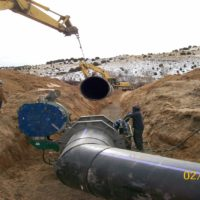 Peoples Canal Piping Project
