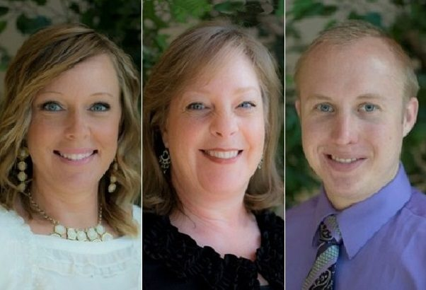 HAL welcomes three new hires