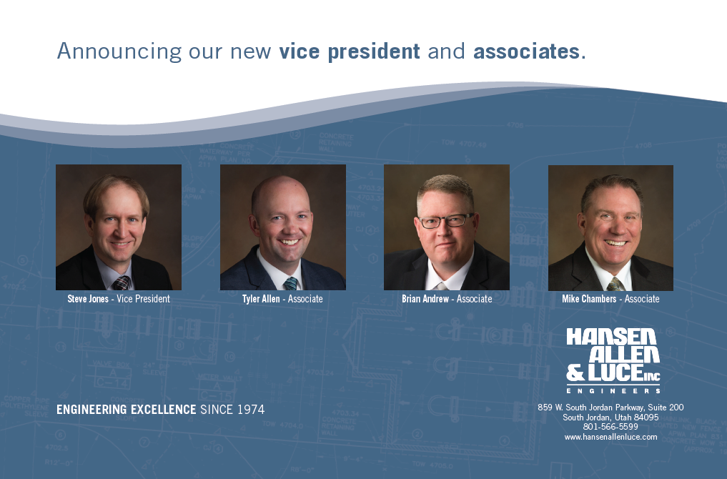 HAL announces new vice president and associates