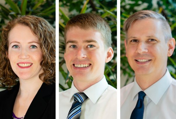 Three new faces at HAL