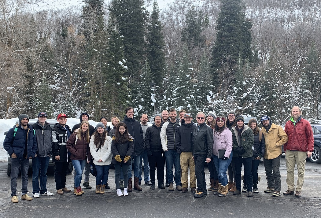 HAL advises U students on City Creek Canyon senior design project