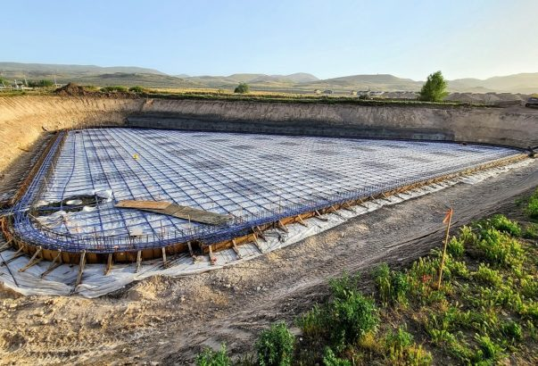 """Bluffdale water system begins constructing """"Triangle Tank"""""""