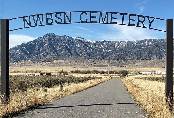 HAL helps Shoshone tribe enhance Washakie Cemetery