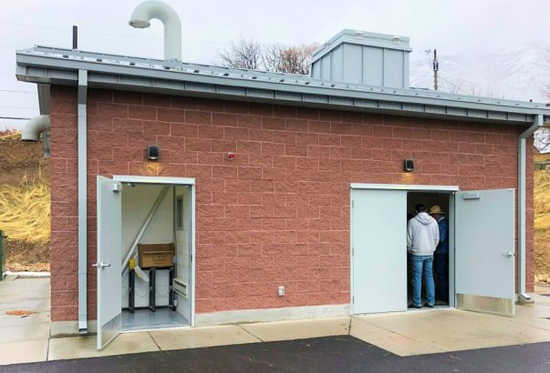 Springville City bolsters water supply thanks to specialized well construction method
