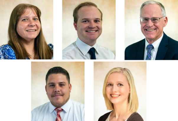 HAL welcomes new faces to the team